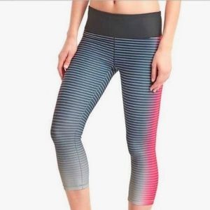 Gap Fit Capri Leggings
